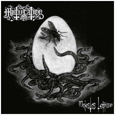 Mutiilation - Majestas Leprosus Digi CD