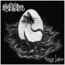 Mutiilation - Majestas Leprosus LP