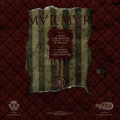 Murmur - Mainlining the Lugubrious LP 2