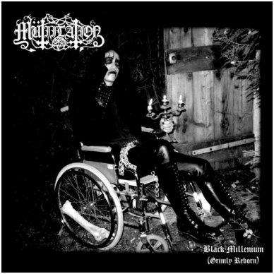 Mutiilation - Black Millenium (Grimly Reborn) CD