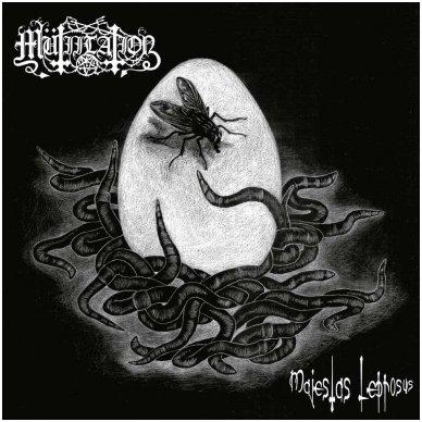 Mutiilation - Majestas Leprosus Digi CD