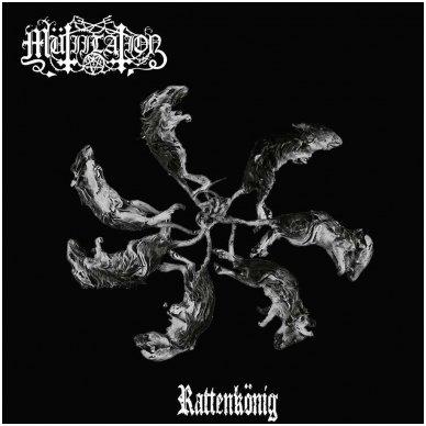 Mutiilation - Rattenkönig Digi CD