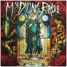My Dying Bride ‎- Feel The Misery Digi CD