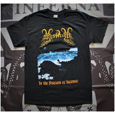 Mysticum - In The Streams Of Inferno T-Shirt