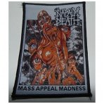 Napalm Death - Mass Appeal Madness Patch