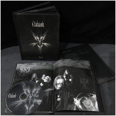 Nahash - Daath Digibook CD