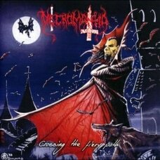 Necromantia ‎- Crossing The Fiery Path CD