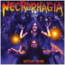 Necrophagia - Whiteworm Cathedral Digi CD