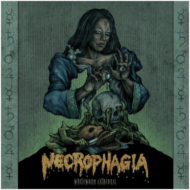 Necrophagia - Whiteworm Cathedral 2LP