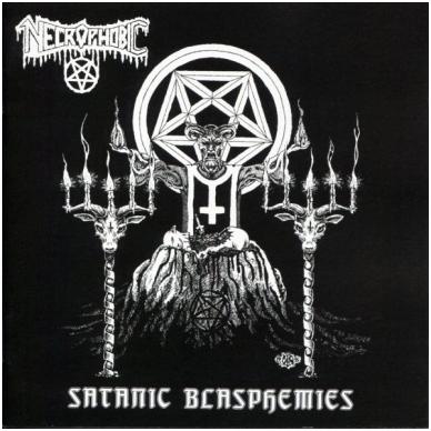 Necrophobic - Satanic Blasphemies CD BOX
