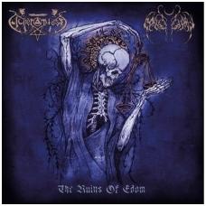 Nightbringer / Acherontas - The Ruins Of Edom Digi CD