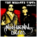Nocturnal Breed - Whiskey Tapes Germany CD