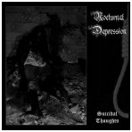 Nocturnal Depression - Suicidal Thoughts CD