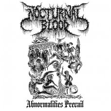 Nocturnal Blood ‎- Abnormalities Prevail CD