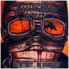 Nocturnal Breed ‎- No Retreat... No Surrender CD