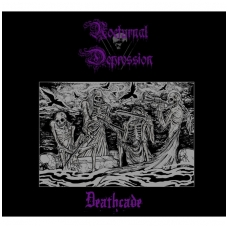 Nocturnal Depression - Deathcade Digi CD