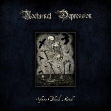 Nocturnal Depression - Spleen Black Metal CD