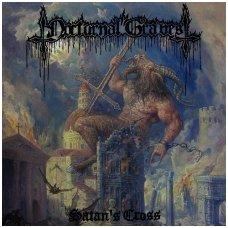 Nocturnal Graves - Satan's Cross Digi CD