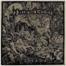 Nocturnal Graves - Titan Digi CD