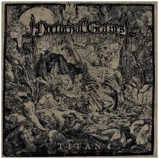 Nocturnal Graves - Titan Digi CD