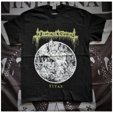 Nocturnal Graves - Titan T-Shirt