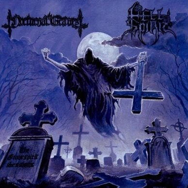 Nocturnal Graves / Hell Spirit - The Gravespirit Sessions CD