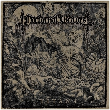 Nocturnal Graves - Titan LP
