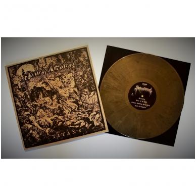 Nocturnal Graves - Titan LP 2