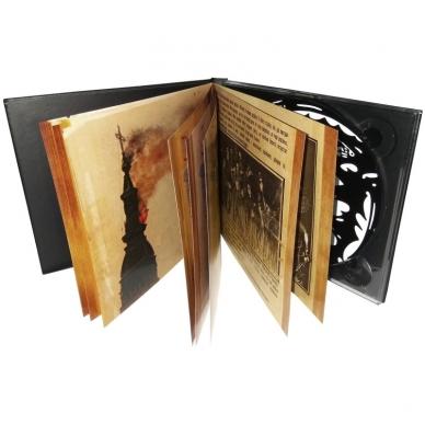 Nokturnal Mortum - Nechrist Digibook CD 3