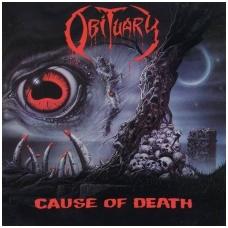 Obituary - Cause Of Death Digi CD