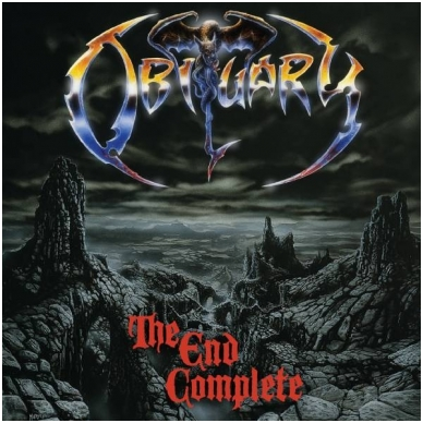 Obituary - The End Complete Digi CD