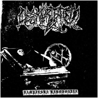 Obskuritatem - Vampirska Kakofonija CD