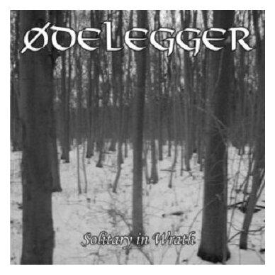 Ødelegger - Solitary In Wrath CD