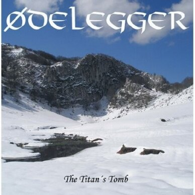 Ødelegger - The Titan's Tomb CD