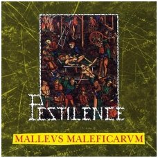 Pestilence - Malleus Maleficarum 2CD