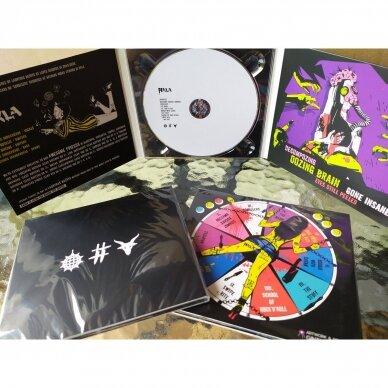 Pekla - Boogie with Satan Digi CD 2