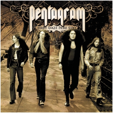Pentagram - First Daze Here Too: The Vintage Collection 2LP