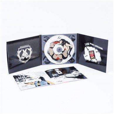 Pergale - Antropologija Digi CD 3