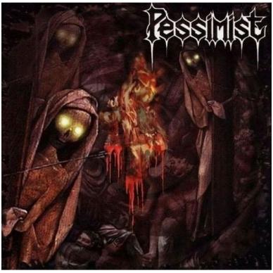 Pessimist - Blood For The Gods CD