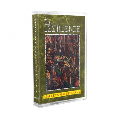 Pestilence - Malleus Maleficarum MC