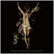 Profanatica ‎- Disgusting Blasphemies Against God LP