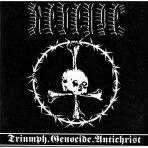 Revenge - Triumph.Genocide.Antichrist. CD