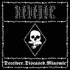 Revenge - Deceiver.Diseased.Miasmic Digi CD