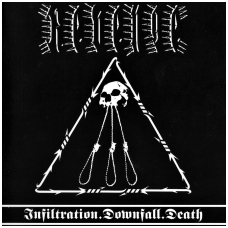 Revenge - Infiltration.Downfall.Death CD