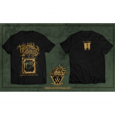 Revenant Marquis - Below The Landsker Line T-Shirt