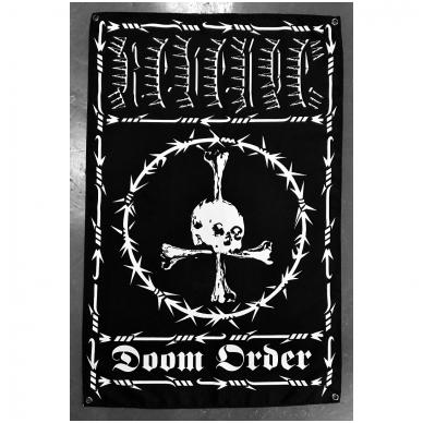 Revenge - Doom Cult Flag