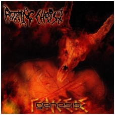 Rotting Christ - Genesis Digi CD
