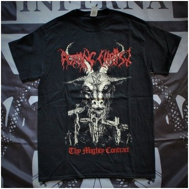 Rotting Christ - Thy Mighty Contract T-Shirt (+Girlie)