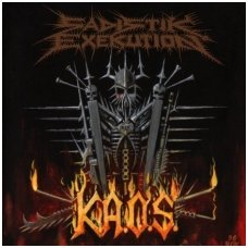 Sadistik Exekution ‎- K.A.O.S. CD