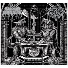Satanic Warmaster / Archgoat - Lux Satanae (Thirteen Hymns Of Finnish Devil Worship) Digi 2CD